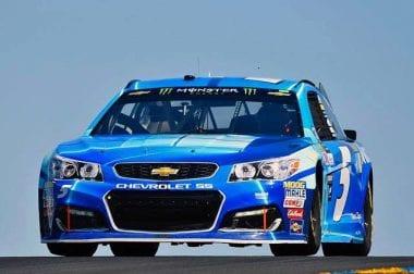 Kasey Kahne Windows Monster Energy NASCAR Cup Series Car