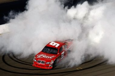Kasey Kahne takes the win for Richard Petty at Sonoma Raceway