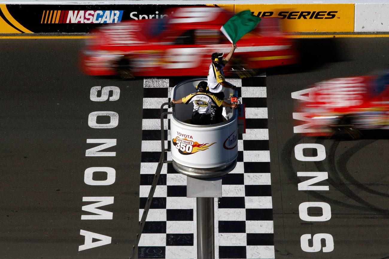 Kasey Kahne wins for Richard Petty Motorsports at Sonoma Raceway