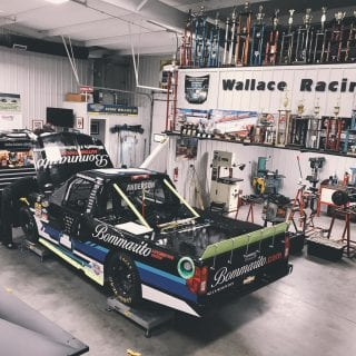 Kenny Wallace Racing : NASCAR Shop