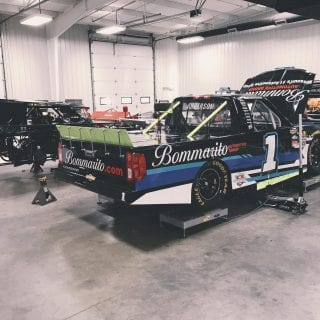 Kenny Wallace Racing turned NASCAR Shop