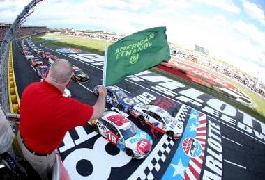 Kyle Busch Coca-Cola 600 Post-Race Interview