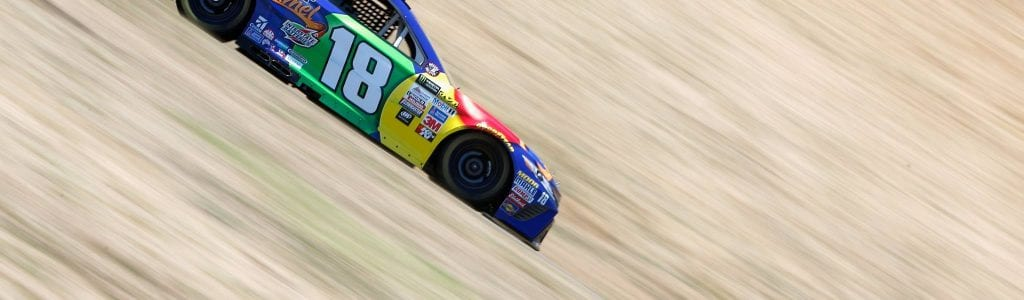 Kyle Busch Post Race Inspection Issues at Sonoma Raceway