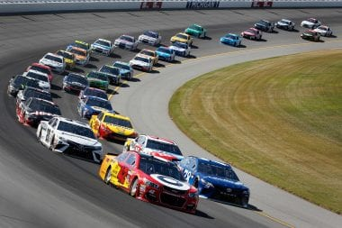 Kyle Larson Chip Ganassi Racing