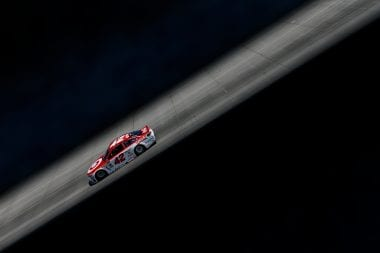 Kyle Larson NASCAR results from Dover International Speedway