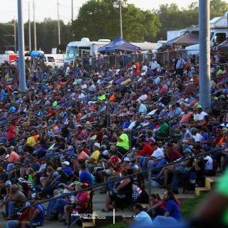 Magnolia Motor Speedway Crowd 1471