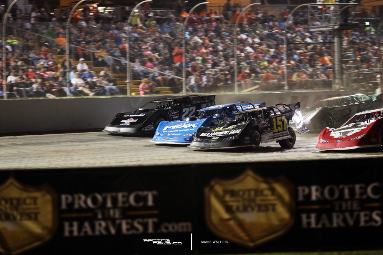 Magnolia Motor Speedway results - June 17 2017 - Lucas Oil Late Model Dirt Series 2096
