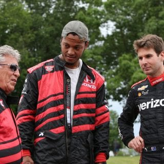 Mario Andretti - Brett Hundley - Will Power