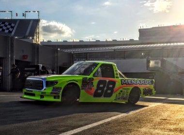 Matt Crafton - Dover International Speedway - Stage 2 Results - NASCAR Truck Series