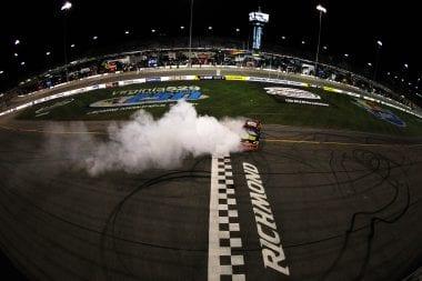 Michael Waltrip Racing - Richmond International Raceway