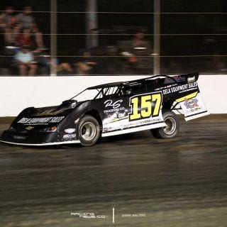 Mike Marlar Lucas Oil Late Model Dirt Series at Magnolia Motor Speedway 2315