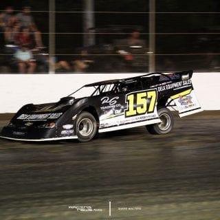 Mike Marlar Lucas Oil Late Model Dirt Series at Magnolia Motor Speedway 2315