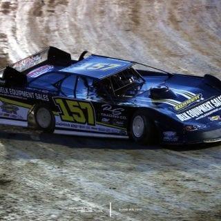 Mike Marlar Magnolia Motor Speedway MS 1594