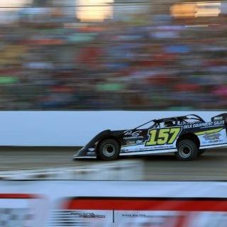 Mike Marlar Magnolia Motor Speedway Pole Sitter1487