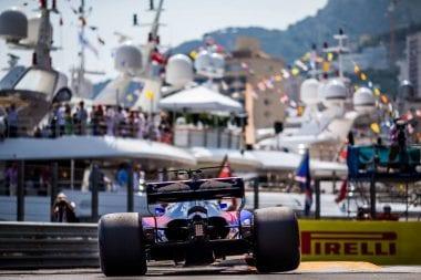 Monaco Grand Prix Kerbs