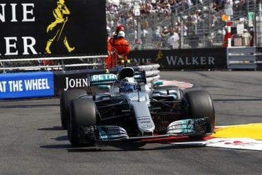 Monaco Grand prix Curbs