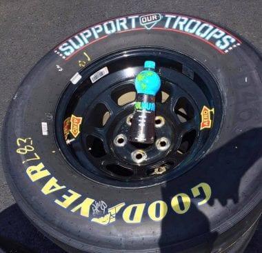NASCAR EarthWater Alon Day Car