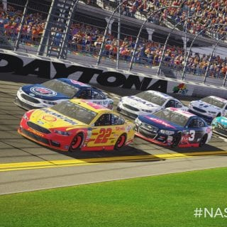 NASCAR Heat 2 - Daytona International Speedway