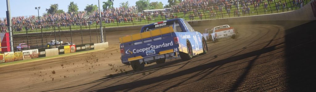 NASCAR Heat 2 – Will Feature Dirt Racing