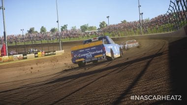 NASCAR Heat 2 Dirt Track