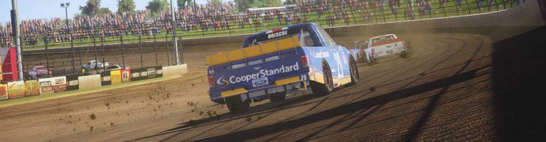 NASCAR Heat 2 – Will Feature Dirt Racing