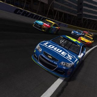 NASCAR Heat 2 - NACSAR Game