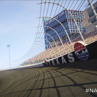 NASCAR Heat Two Track List - Texas Motor Speedway
