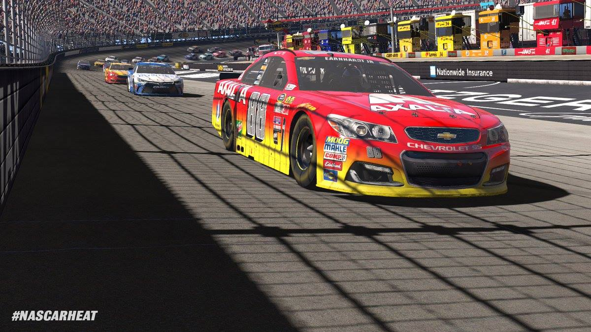 NASCAR Heat 2 - Will Feature Three National Series