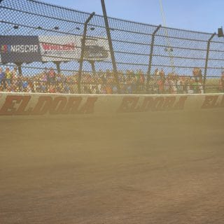 NASCAR Heat Dirt Racing at Eldora Speedway
