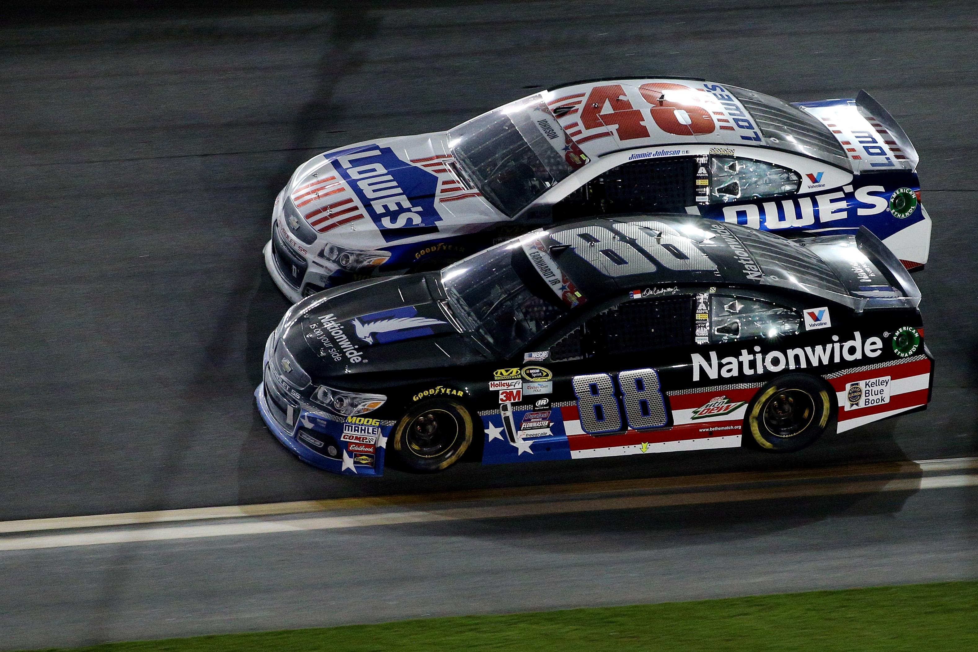 NASCAR Returns to NBC