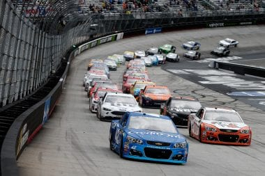 NASCAR Segment Racing