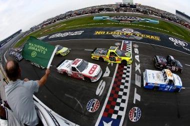 NASCAR Truck Series Results - June 9, 2017 - Texas Motor Speedway