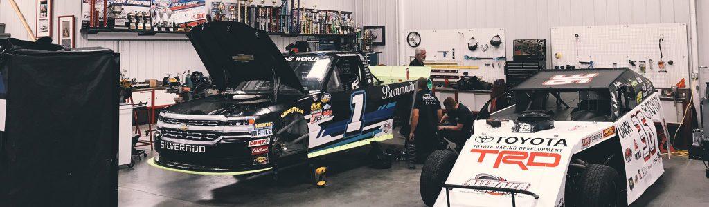 Kenny Wallace Racing Shop / NASCAR Shop