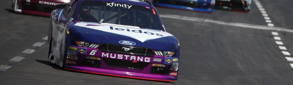 Roush Fenway Racing Xfinity Team Terminating Full-Time Plans