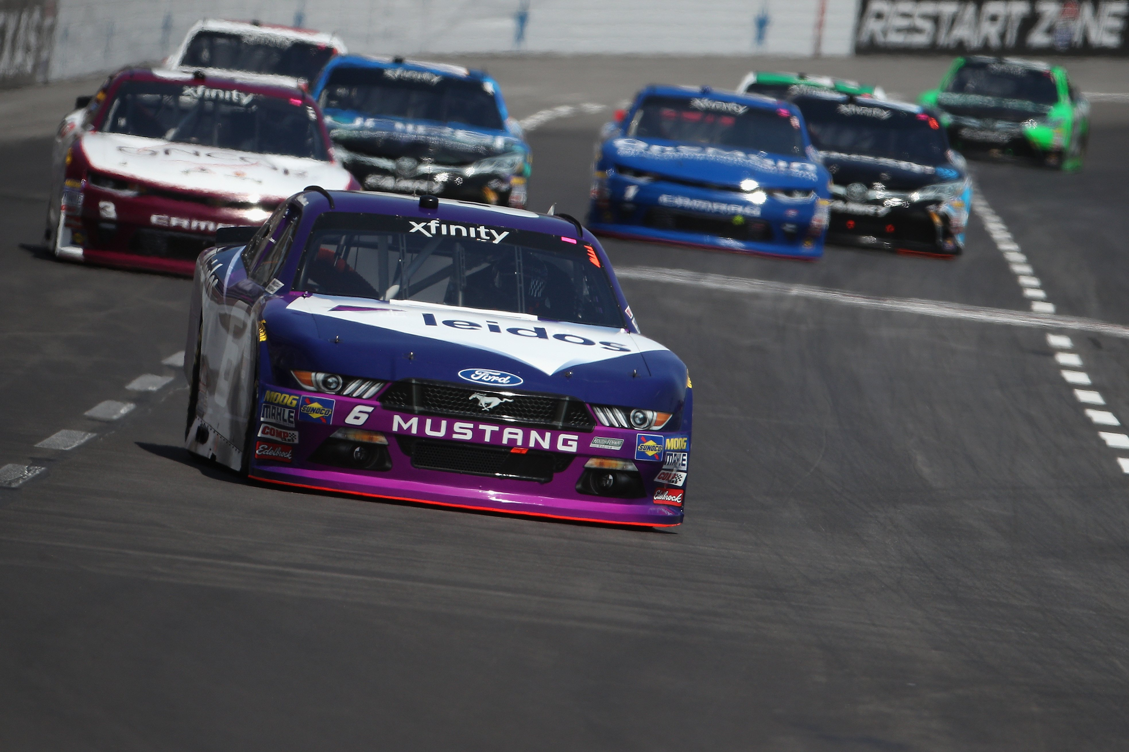 NASCAR Xfinity Series Team Ceasing Full-Time Entries - Darrell Wallace Jr Currently 4th in Xfinity Points