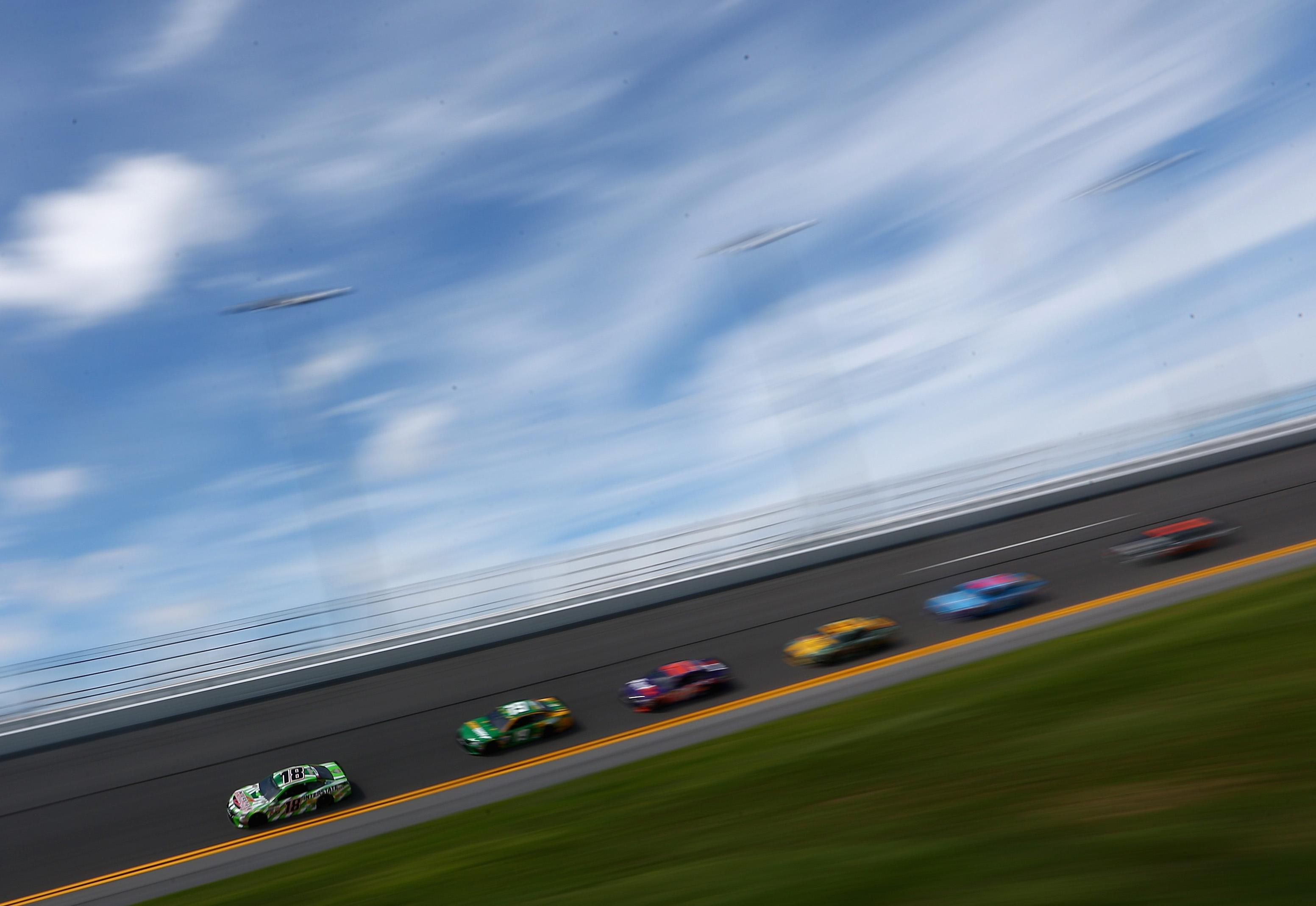 NBCSN Daytona International Speedway