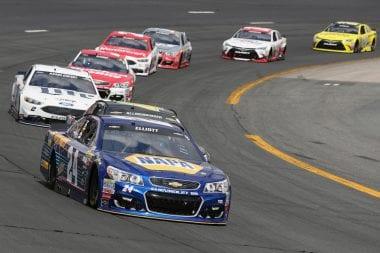 New Hampshire Motor Speedway Sponsor Signed - ISM