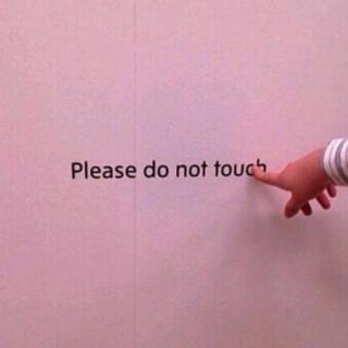 Please Do Not Touch - Brat