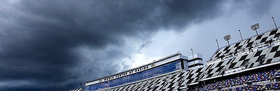 Daytona NASCAR XFINITY Series race Postponed due to rain