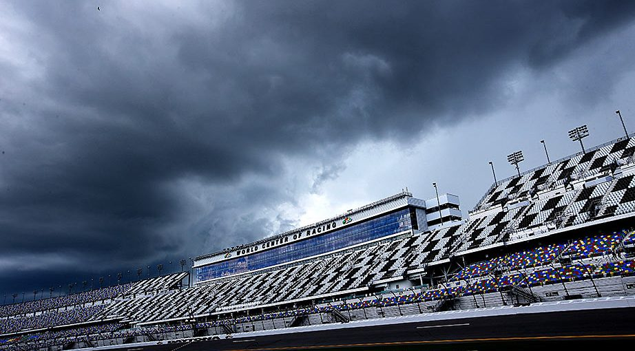 Rain postpones XFINITY Series race at Daytona