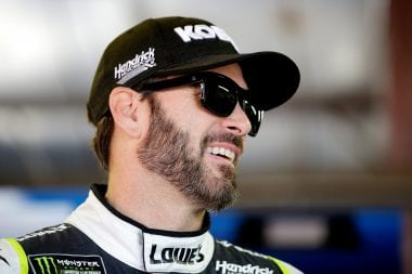 Road to Race Day Jimmie Johnson