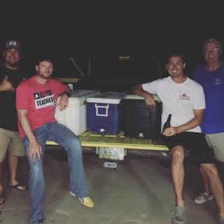 Ryan Blaney Party - First Win - Dale Earnhardt Jr