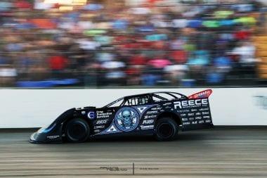 Scott Bloomquist Magnolia Motor Speedway 1535