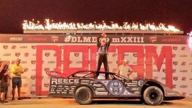 Scott Bloomquist wins Dream at Eldora - Dream XXIII