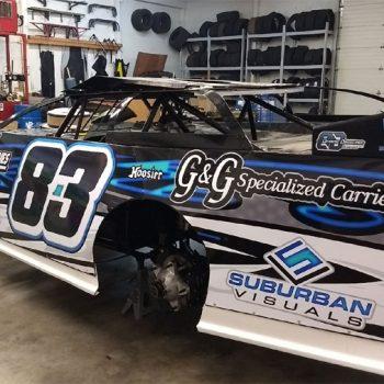 Scott James ACL Surgery Delay's Start to Season - New Team, Dolhun Motorsports