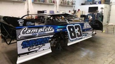 Scott James New Team, Dolhun Motorsports