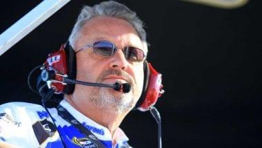 Scott Miller, NASCAR senior vice president of competition