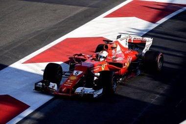 Scuderia Ferrari vs Mercedes AMG Petronas