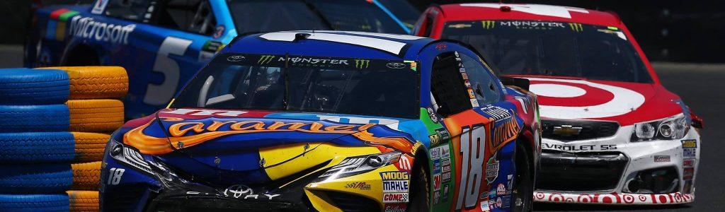 Sonoma NASCAR Penalties Announced