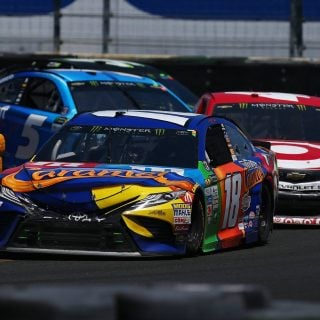 Sonoma NASCAR Penalties